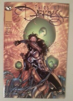 Tales of The Darkness Issue 2 nm signed by coney