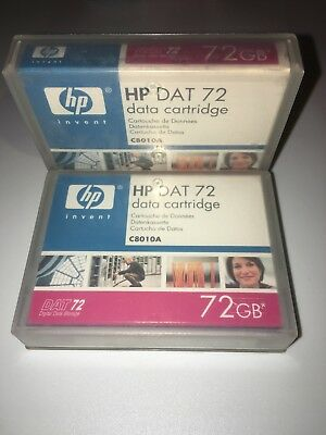 HP C8010A, DDS 5, 36/72 GB, HP DAT 72 Data Cartridge Gebraucht Top Zustand