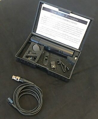Tram TR-50b Lavaliere Microphone - Complete