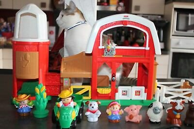 Ferme sonore Little People de Fisher Price BE