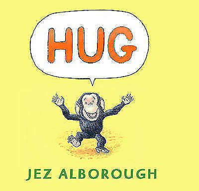 Hug By Jez Alborough NEW (Paperback) Book