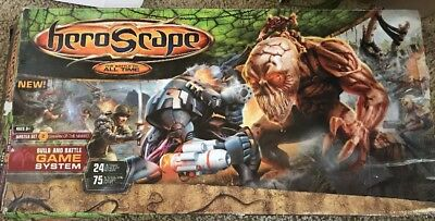 2007 Heroscape Master Set 2 Swarm The Marro Build Your Own Game System