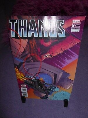 NM. THANOS #16 (2nd Printing) Variant