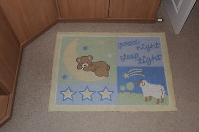 KIDSLINE (good night sleep tight) nursery rug
