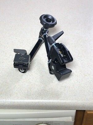 Manfrotto 244RC Variable Friction Magic Arm Quick Release (Black)
