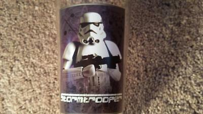 NEW Star Wars Drinking Glass Movie STORMTROOPER  Lucasfilm Collectable 16oz New