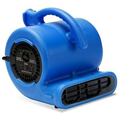 B-Air VP-25 1/4 HP 900 CFM Mover For Water Damage Restoration Carpet Dryer Floor