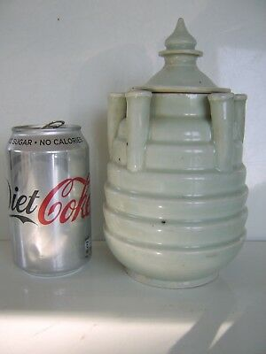 ANTIQUE CHINESE VASE JAR - VERY RARE UNUSUAL DESIGN - Song Dynasty