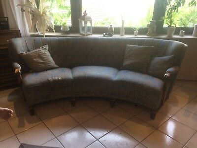 Sofa/Couch Jugenstil Louis Philippe