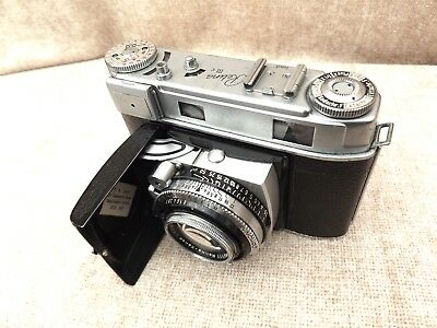 KODAK Retina IIIc, Type 021 I, Camera wXenon  f2/50mm Lens + Case