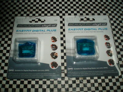 Scalextric pair of C8515 Easyfit Digital Chips Mint Boxed