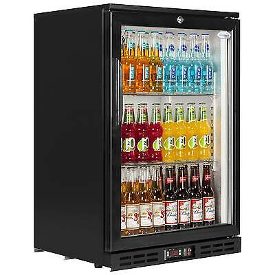 Pd10H Single Door Back Bar Beer Wine Cooler Bottle Fridge Graded Free Delivery