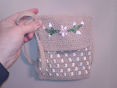 Vintage Looking Purse - New Without Tags - Handbag - Shoulder Strap - Womens