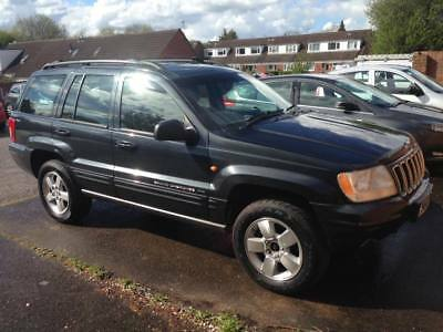 Jeep Grand Cherokee 3.1TD Limited