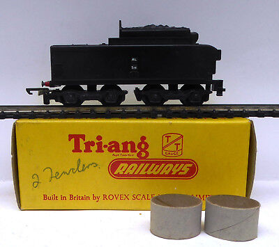 TRIANG TT GAUGE T592 TENDER ONLY for SNCF 4-6-2 CONTINENTAL LOCO (unused-boxed)