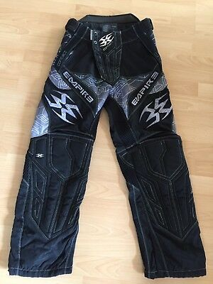 EMPIRE Contact Paintball/Gotcha Hose-Pant-Gr. XS-gut erhalten