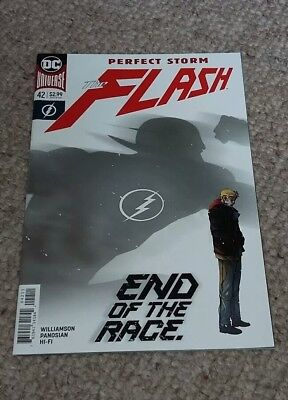 The Flash perfect Storm  # 42
