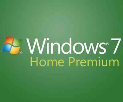 WINDOWS 7 HOME Premium 32/64 Bit Iso Digital Download (No Product Key)