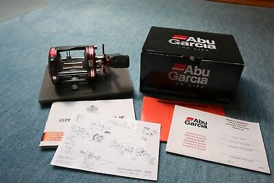 ABU Garcia, Ambassadeur 6000, Multirolle, Made in Schweden, Angeln in Norwegen;