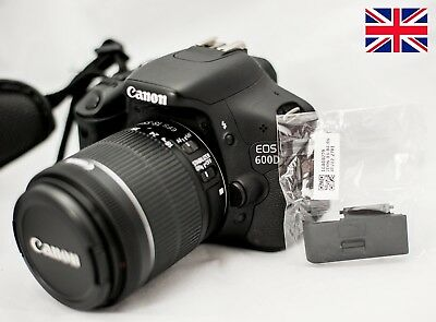 UK SELLER - Battery Door / Cover / Lid for Canon EOS 600D - FREE POST