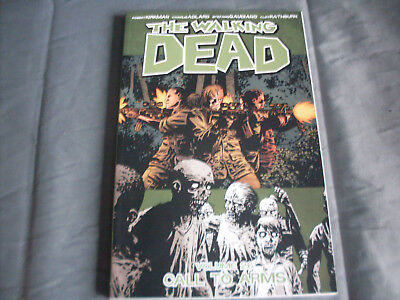 The Walking Dead Volume 26 Call to Arms Graphic Novel Paperback