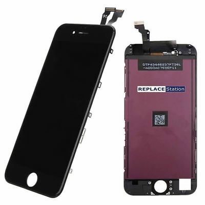 For iPhone 6 LCD Screen Replacement Black Original OEM Touch Display Assembly