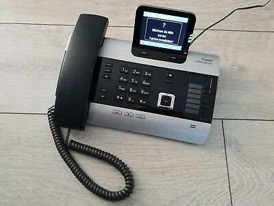 Telefon Gigaset DX800A all in one - ISDN - VoIP - DECT - Bluetooth - Top Zustand