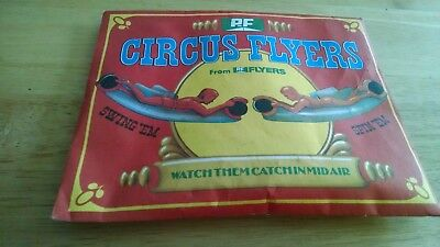 Vintage BF Goodrich P.F Flyer's Shoes Premium CIRCUS FLYERS Give Away
