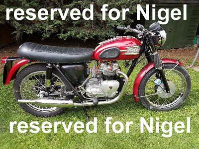 BSA 350cc B31 SINGLE TO Restore   Gold Star project no docs NOW RESERVED