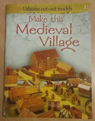 """Medieval Village"", Usborne/GB, 2009"