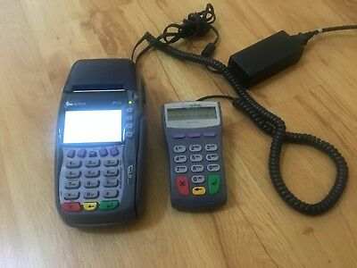 Verifone vx570 with pinpad1000se