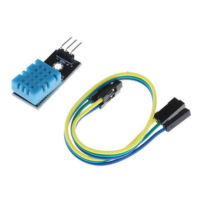 1X DHT11 Temperature and Relative Humidity Sensor Module for Arduino Hh
