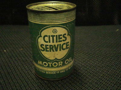 Vintage  CITIES  SERVICE  BANK