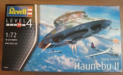 Squadron SQM0001 Haunebu II German Flying Saucer Modellflugzeug