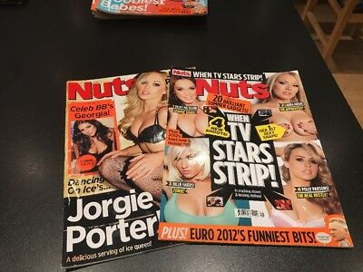 Nuts Magazines