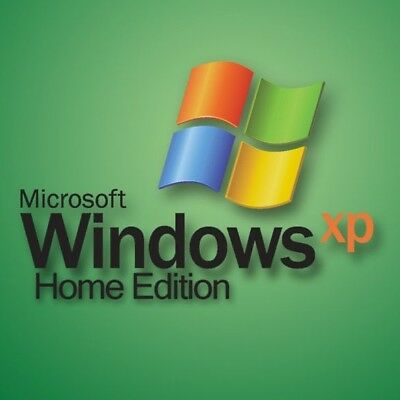 Windows Xp Home Edition 32 Bit Sp3 Iso Digital Download (No Product Key)