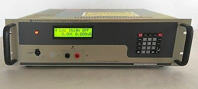 KEPCO BHK 1000-0.2MG /1000 V, 200 mA High Voltage Power Supply, Hochspannungs-NG
