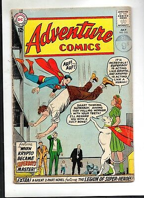 Adventure Comics # 310 / Dc 1963  / V.good / Losh / Krypto.
