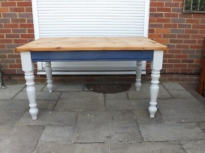 Solid Pine Kitchen Dining Table