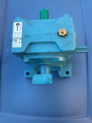 Canimex CH Worm Gear Gate/Barrier, Gearbox, Size 50, 60:1 Ratio