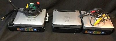 3 Sony GV-D800 Hi8 8mm Video 8 Walkman Recorder/Player No Battery/Charger *OBO*