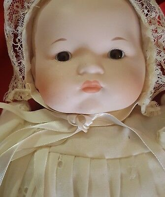 Antique 1940s Metaphysical Paranormal Haunted Spirit Doll,  Chloë