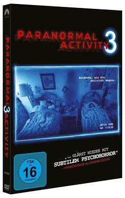 Paranormal Activity 3, 1 DVD