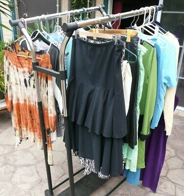 Womens Clothing Lot (26) L Xl Tops Dresses Klein Chicos Chadwicks Romeo & Juliet