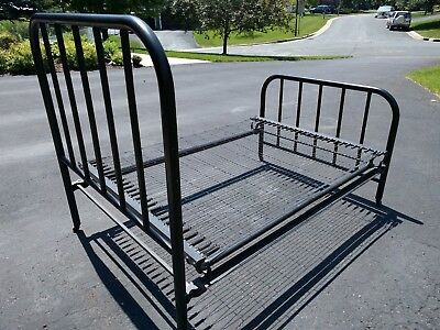Antique Full / Double Bed Frame