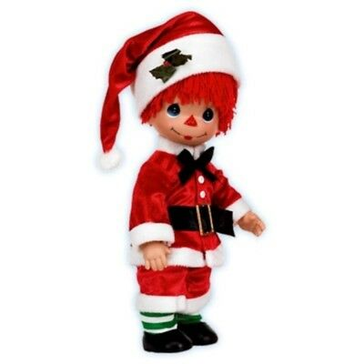 Precious Moments 12 Inch Doll, 'Raggedy Wishes To You', Boy, New In Box, 4575