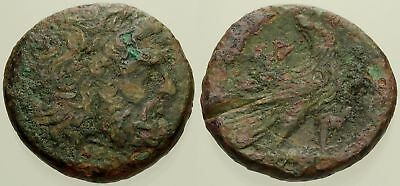 058. Unidentified Ptolemaic Bronze Coin