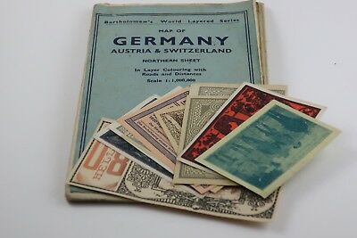 10x 1916-1922 German emergency banknotes. Heller/Gutscheins SNK731