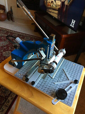 Hot Stamping Howard Personalizer Model 45 Imprinting Machine plus many extras