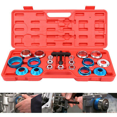 Universal Camshaft Bearing Remover Installer Tool Set Crank Seal Removal 20Pc